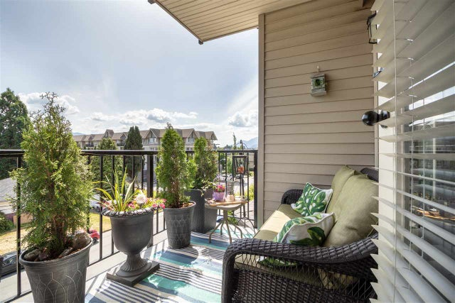 306 45893 CHESTERFIELD AVENUE - Chilliwack W Young-Well Apartment/Condo for sale, 1 Bedroom (R2274986) #1